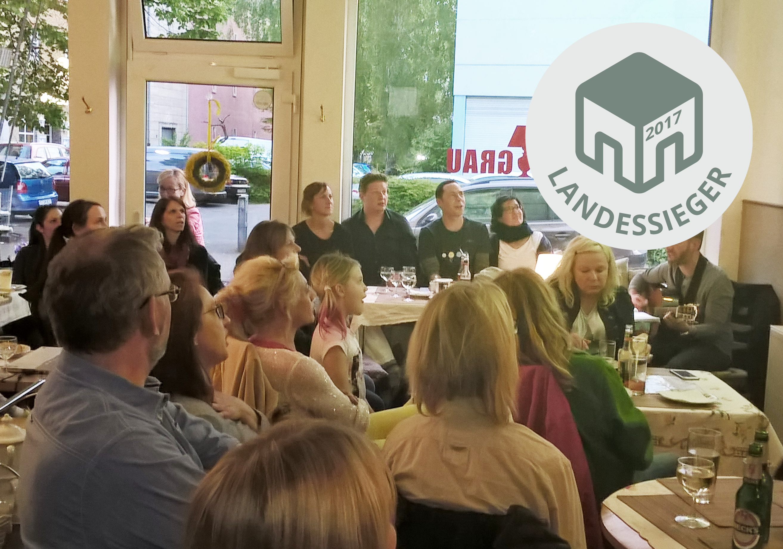 Stadtteilwohnzimmer Deutscher Nachbarschaftspreis Der
